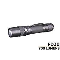 Fenix Fenix FD30 - 900 Lumen Flashlight (W/Battery)