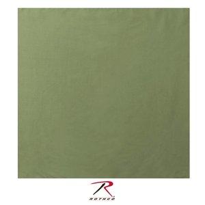 "Rothco Olive Drab Jumbo Bandana - 27"""