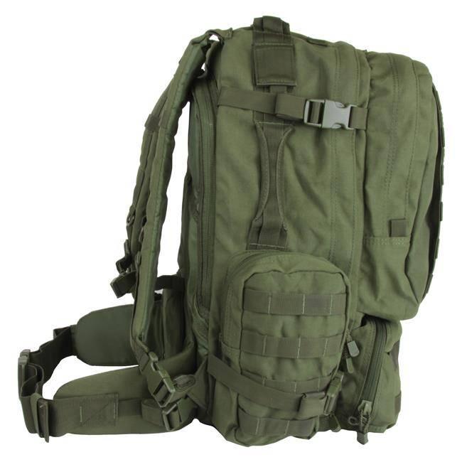 f34a28baa4f Condor Outdoor Condor 3-Day Assault Pack (Black) - Poco Military