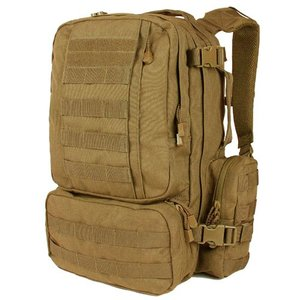 Condor Outdoor Condor 3-Day Assault Pack Coyote Brown