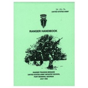 Repro Manuals US Army Ranger Handbook