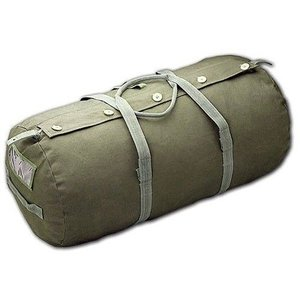 World Famous Paratroop Duffle Bag (Olive Drab) 186-OD