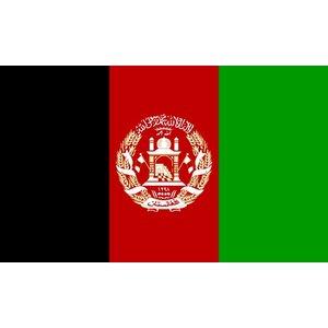 Flag Afghanistan Flag