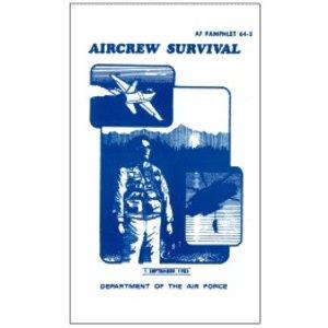 Repro Manuals Aircrew Survival Manual