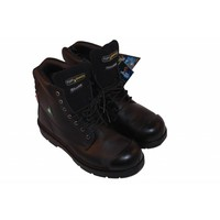 "Tuff Dawgs Tuff Dawgs 8"" BLACK (CSA Work Boot)"
