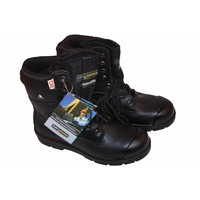 "Tuff Dawgs Tuff Dawgs 9.5"" BLACK (CSA Work Boot)"