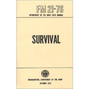 Fox Outdoors Survival Field Manual