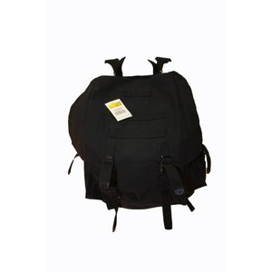 Mil-Spex Euro Canvas Rucksack (Black)