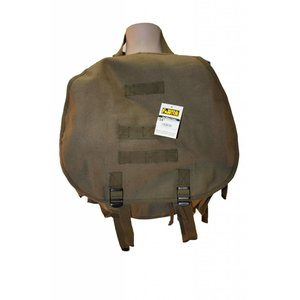 World Famous Euro Canvas Rucksack (Olive Drab)