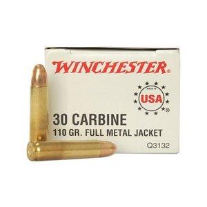 Winchester Winchester Target 30 Carbine (110 Grain FMJ)