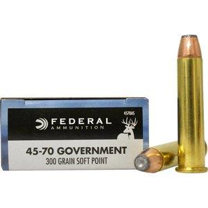Federal Federal Power-Shok 45-70 Government (300 Grain SP)