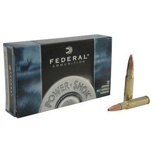 Federal Federal Power-Shok 338 Federal (200 Grain Uni-Cor SP)