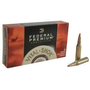 Federal Federal Premium Vital-Shok 7mm-08 Remington (140 Grain Nosler Ballistic Tip)