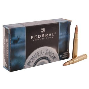 Federal Federal Power-Shok 30-06 Springfield (180 Grain SP)