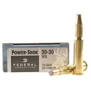 Federal Federal Power-Shok 30-30 Winchester (150 Grain SP FN)