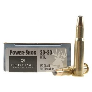 Federal Federal Power-Shok 30-30 Winchester (170 Grain SP RN)