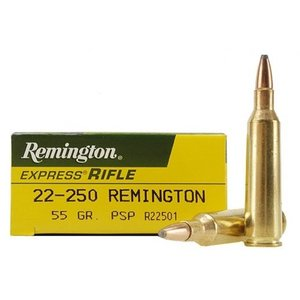 Remington Remington High Performance Rifle 22-250 Remington (55 Grain PSP)