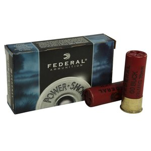 "Federal Federal Power-Shok 12 Gauge (2-3/4"" Magnum OO Buckshot)"