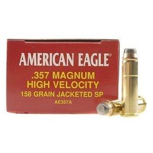 American Eagle American Eagle 357 Magnum 158 Grain JSP (50 rds)