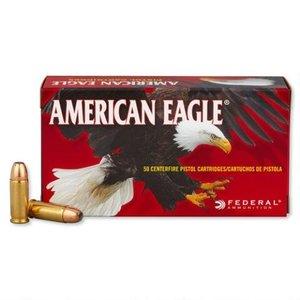 American Eagle American Eagle 38 Super +P (115 Grain JHP) 50 rds.