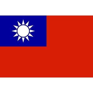 Flag Taiwan Flag
