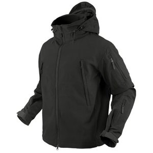 Condor Outdoor Condor Summit Softshell Jacket - Black