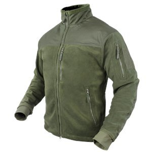 Condor Outdoor Condor Alpha Fleece Jacket - Olive Drab