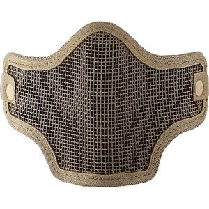 Valken Tactical 2G Wire Mesh Mask - Tan