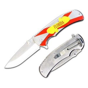 ACM Florida State Spring Assist Knife (PK1536-FL)