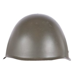 Eastern Bloc Polish Metal Combat Helmet (Surplus)