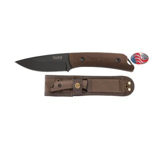 KA-Bar KA-BAR Jarosz Globetrotter Knife (7502)