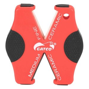 Gatco Gatco Super Micro-X Knife Sharpener - Red