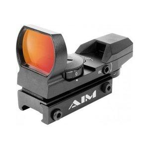 AIM Sports AIM 4 Reticle Reflex Sight (RT4-01)
