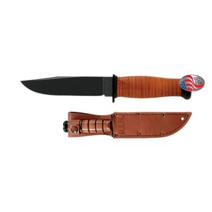 KA-Bar KA-BAR Mark 1 Straight Edge Knife (2225)