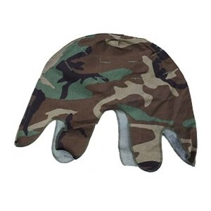 US Military Surplus US Military Woodland Camo Helmet Cover