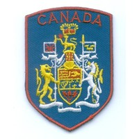 CPK Canadian Crest Patch (Sew On)