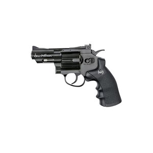 "ASG Dan Wesson 2.5"" Airsoft Revolver (Black)"