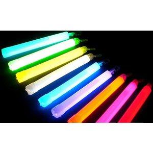 """White Glow Stick (6"""") 12 Hour (Duralume)"""