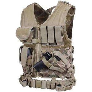 Rothco Rothco MultiCam Crossdraw Vest (6384)