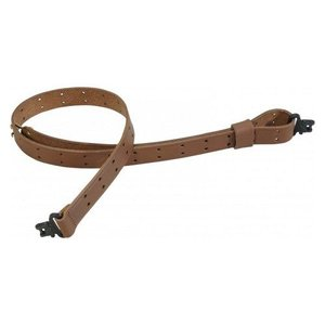 Levy's Leathers Levy's Military Sling II with Swivels - Natural (ST1C-NAT)