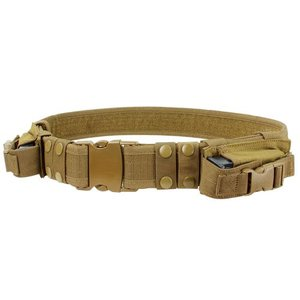 Condor Outdoor Condor Tactical Belt - Coyote Brown