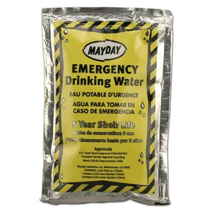 Mayday Water Pack (4.225 Fluid Oz.)