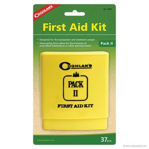 Coghlan's Coghlan's Pack 2 First Aid Kit (#0002)