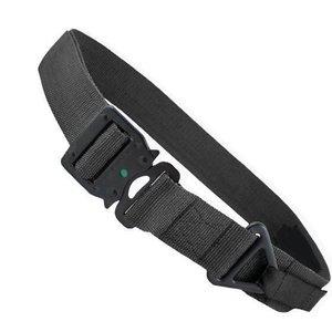 Shadow Strategies Shadow Cobra XL Buckle Rigger Belt (Black)