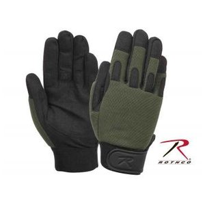 Rothco Rothco Olive Drab Lightweight All Purpose Duty Gloves (#4412)