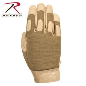 Rothco Rothco Coyote Lightweight All Purpose Duty Gloves (#3421)