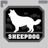 Milspec Monkey Sheepdog Decal