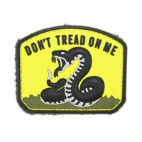 PatchPanel Don't Tread on Me PVC Patch