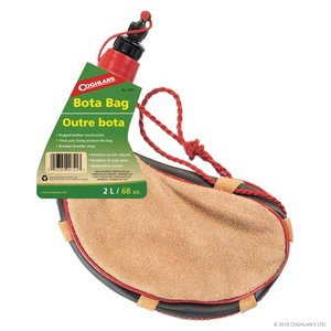 Coghlan's Coghlan's 2 Litre Bota Bag (Leather Wine Skin) (No. 0741)