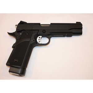 KJ Works KJW M1911 HI-Cappa KP-05 (Co2) Airsoft Pistol